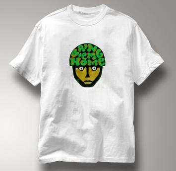 Peace T Shirt Bring Em Home WHITE Bring Em Home T Shirt