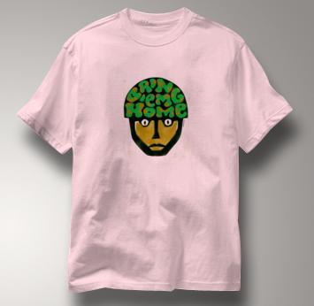Peace T Shirt Bring Em Home PINK Bring Em Home T Shirt