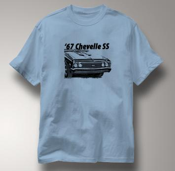 chevy chevelle 1967 ss classic chevrolet car auto t shirt. Black Bedroom Furniture Sets. Home Design Ideas