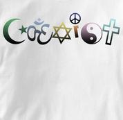 Coexist T Shirt Aum Peace Antiwar Religion Tolerance WHITE Peace T Shirt Aum Peace Antiwar Religion Tolerance T Shirt