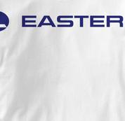 Eastern Airlines T Shirt WHITE Aviation T Shirt