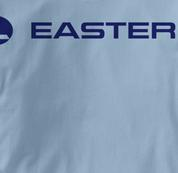 Eastern Airlines T Shirt BLUE Aviation T Shirt