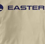 Eastern Airlines T Shirt TAN Aviation T Shirt