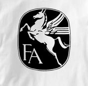 Fairchild T Shirt Vintage WHITE Aviation T Shirt Vintage T Shirt