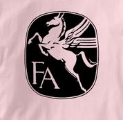 Fairchild T Shirt Vintage PINK Aviation T Shirt Vintage T Shirt
