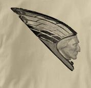 Indian Motorcycle T Shirt Vintage Mudguard TAN Vintage Mudguard T Shirt