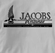 jacobs T Shirt Vintage GRAY Aviation T Shirt Vintage T Shirt