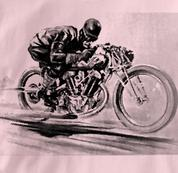 Motorcycle T Shirt Motor Guy 2 PINK Cycling T Shirt Motor Guy 2 T Shirt
