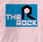 Rock Island T Shirt The Rock PINK Railroad T Shirt Train T Shirt The Rock T Shirt