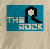 Rock Island T Shirt The Rock TAN Railroad T Shirt Train T Shirt The Rock T Shirt
