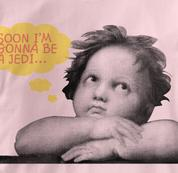 Jedi T Shirt Soon Gonna Be PINK Kids T Shirt Soon Gonna Be T Shirt