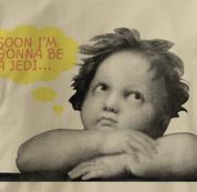 Jedi T Shirt Soon Gonna Be TAN Kids T Shirt Soon Gonna Be T Shirt