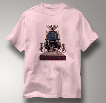 Bicycle T Shirt Velo PINK Cycling T Shirt Velo T Shirt