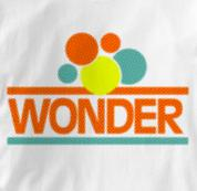 Wonder Bread T Shirt WHITE Movie T Shirt