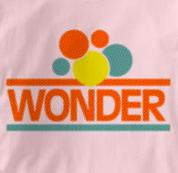 Wonder Bread T Shirt PINK Movie T Shirt