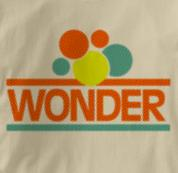Wonder Bread T Shirt TAN Movie T Shirt